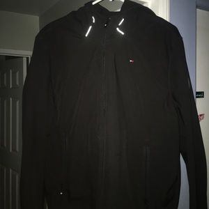 Tommy jacket black